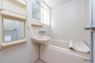 【浴室】あっぷるハウス三輪