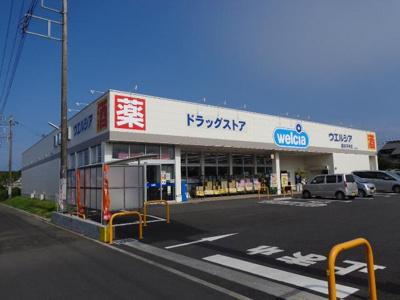 ウエルシア鹿嶋平井店まで1,368m