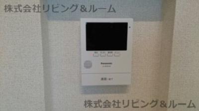 【セキュリティ】バーデンハイムネクスト・Ⅱ棟
