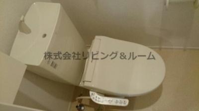 【トイレ】バーデンハイムネクスト・Ⅱ棟