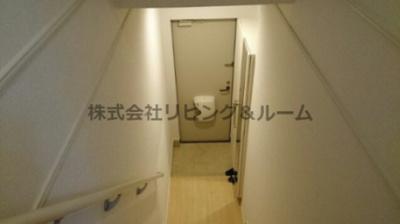 【玄関】バーデンハイムネクスト・Ⅱ棟