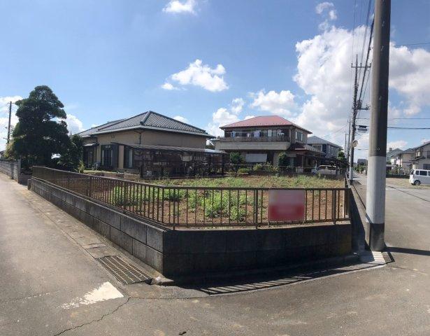 【外観】龍ヶ崎市平台4期 全4区画
