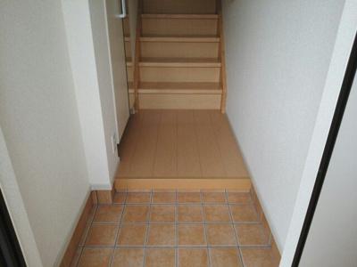 【玄関】ブリアン ステージ