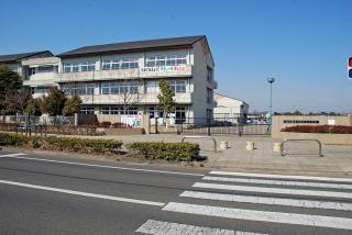 龍ケ崎市立馴馬台小学校