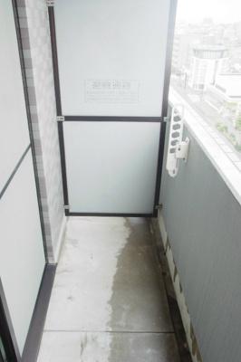【バルコニー】スカイコート世田谷用賀