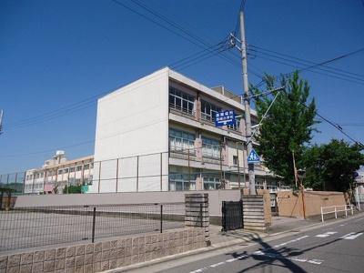 野崎小学校様まで350m