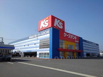 ケーズデンキ和歌山北店様まで500m