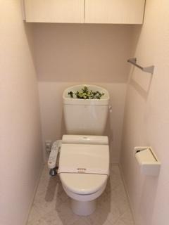 【トイレ】メゾンクロッシー