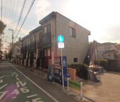都営浅草線「馬込」駅より徒歩7分のアパートです