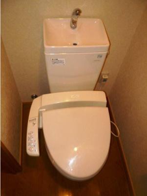 【トイレ】ウイングヴィレッジ目黒