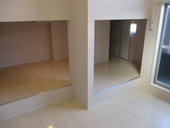 ※同アパート別室の参考写真です