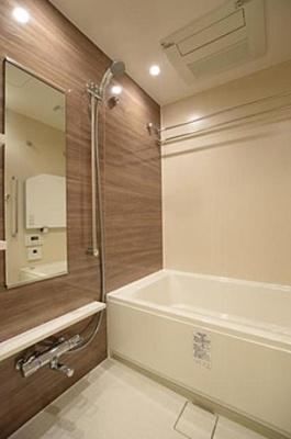 【浴室】Brillia大山ParkFront