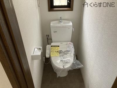 【トイレ】姫路市野里/中古戸建