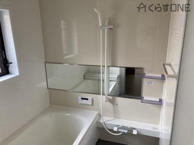 【浴室】姫路市野里/中古戸建