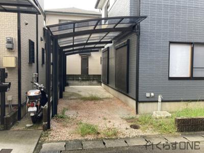 【駐車場】姫路市野里/中古戸建