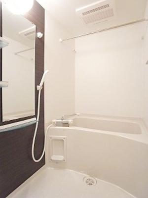【浴室】リブリ・ヴィラクリヤマⅡ