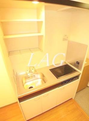 キッチンです。(モデルルームです)