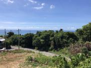 南城市玉城 海の見える土地の画像