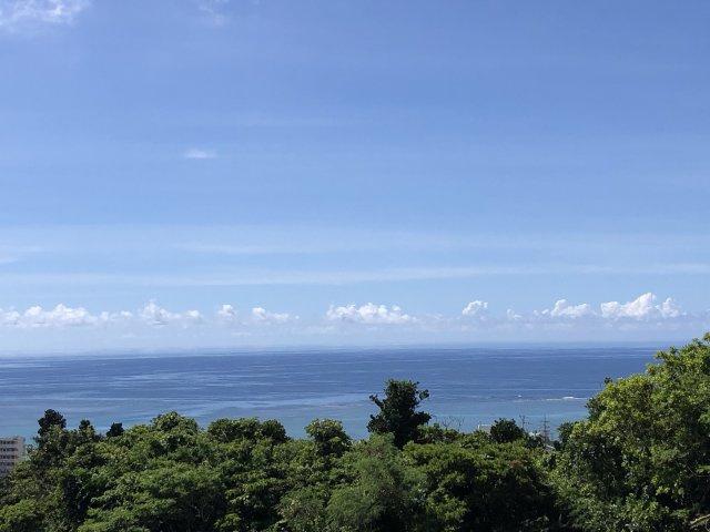 【土地図】南城市玉城 海の見える土地