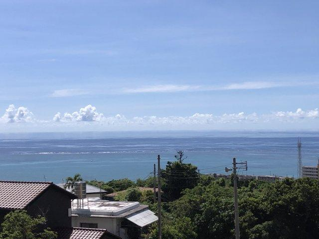 【区画図】南城市玉城 海の見える土地