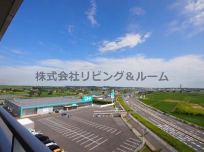 【展望】リバーテラス・イースト Ⅱ