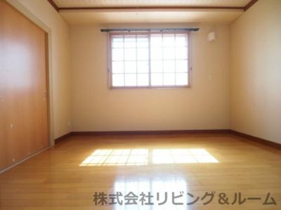 【寝室】リバーテラス・イースト Ⅱ