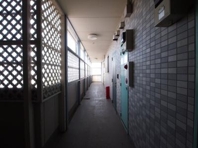 【玄関】リバーテラス・イースト Ⅱ