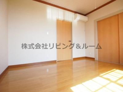 【洋室】リバーテラス・イースト Ⅱ