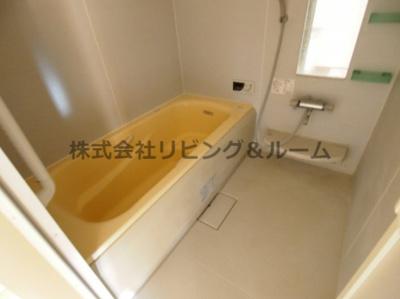【浴室】リバーテラス・イースト Ⅱ