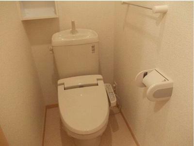 【トイレ】セレストーラ