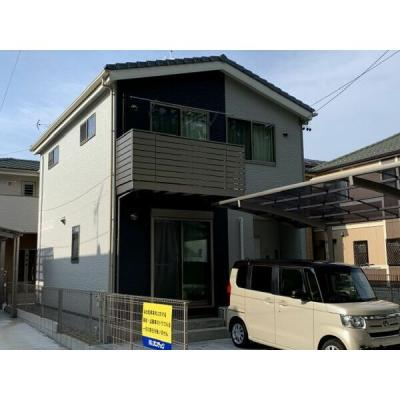 【外観】岩倉市東町掛目戸建賃貸