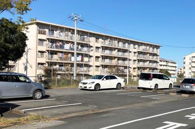【駐車場】ビレッジハウス成田1号棟