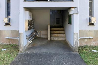 【エントランス】ビレッジハウス成田1号棟
