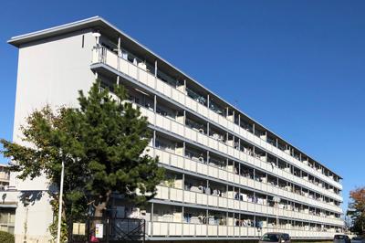 【外観】ビレッジハウス成田1号棟