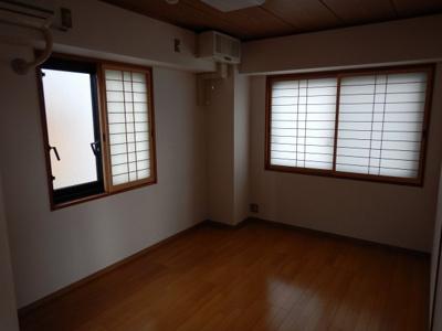 【寝室】アムール町田
