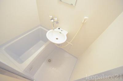 【浴室】レオパレスカネエーズ松ヶ丘A棟