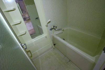 【浴室】ルナパルク