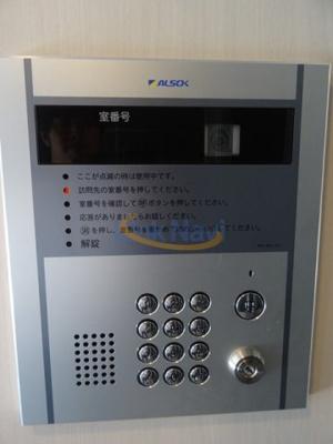 【セキュリティ】ラルーチェ北梅田