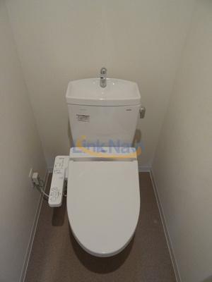 【トイレ】ラルーチェ北梅田