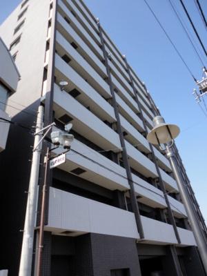「2007年12月竣工の高級賃貸マンション」