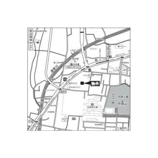 【周辺】清河寺第5 オール電化住宅