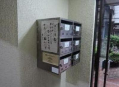 【その他共用部分】六義苑ハイム