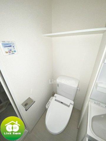 【トイレ】ヴァローレスパジオ清澄白河