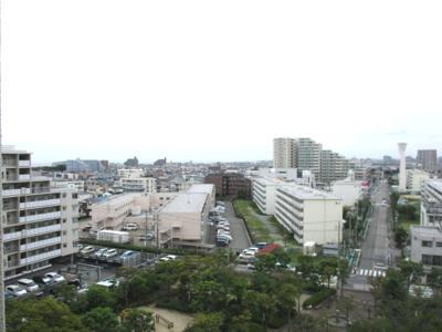 【展望】ファミールハイツ明石弐番館
