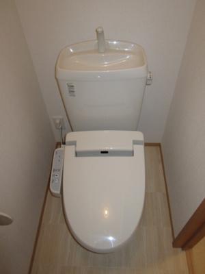 【トイレ】リブレA棟