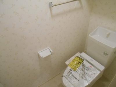 【トイレ】マイネハイム上野芝