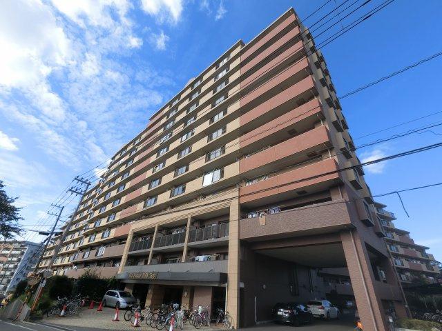 【外観】ダイアパレスヒルトップ・エフ千葉寺駅前