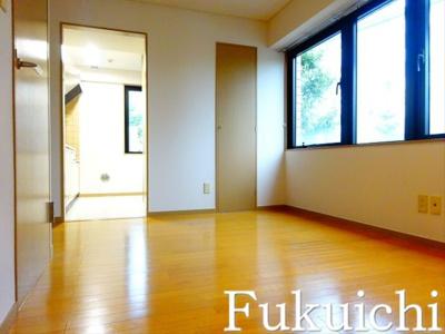 【居間・リビング】柿の木坂音羽ハイツ