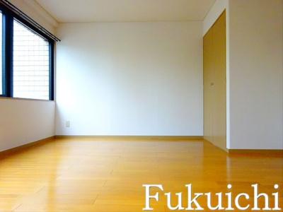 【寝室】柿の木坂音羽ハイツ