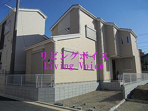 施工例 横浜市泉区新橋町 新築一戸建て 全3棟